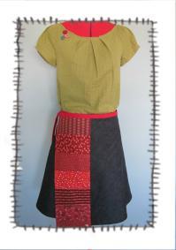 kj 10 12 green top and skirt 2.jpg