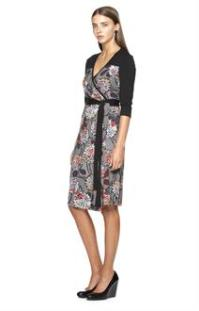 Paper Lantern Wrap Dress in Multi.jpg